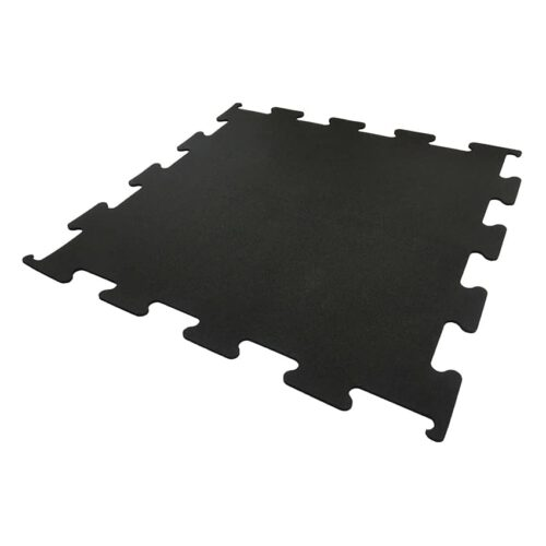 puzzelmat ultra interlock 1000x1000x15mm black