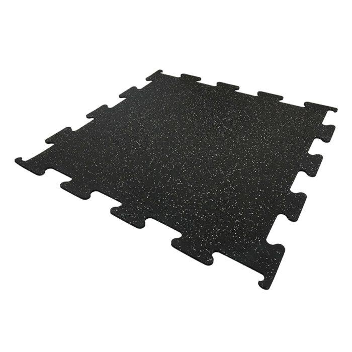 puzzelmat ultra interlock 1000x1000x15mm sparkle grey